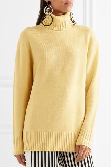 Chloé | Cashmere turtleneck sweater | NET-A-PORTER.COM