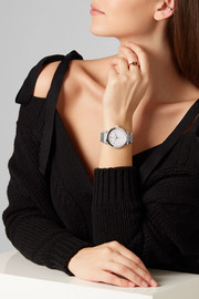 Da Vinci Automatic 36 stainless steel watch
