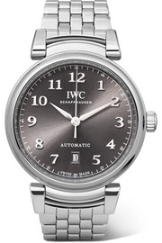 Da Vinci Automatic 40 stainless steel watch
