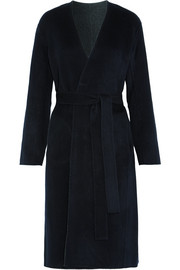 Vince Reversible wool and cashmere-blend felt coat