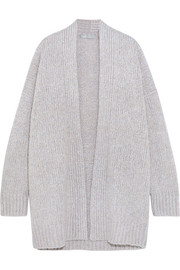 Vince Wool, cashmere and silk-blend cardigan
