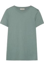 Vince Boy Pima cotton-jersey T-shirt
