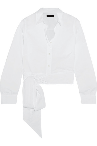 J.Crew - Cardamom Cotton-poplin Shirt - White