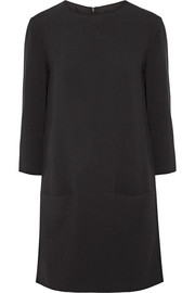 The Row Marina stretch-crepe mini dress