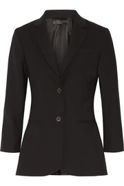 The Row Schoolboy wool-blend blazer