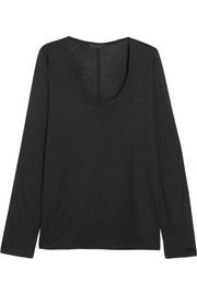 The Row Baxerton jersey top