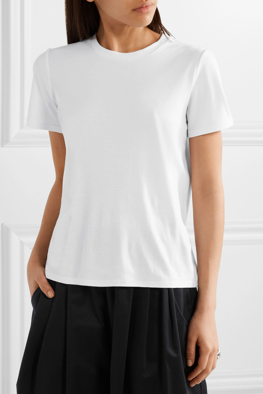 The Row Wesler T-Shirt aus Baumwoll-Jersey