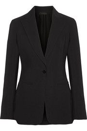 The Row Ibner grain de poudre blazer