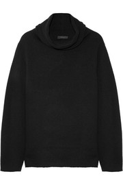 The Row Lexer cashmere turtleneck sweater