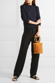 The Row Denni merino wool-blend sweater