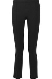 The Row Thilde stretch-scuba skinny pants