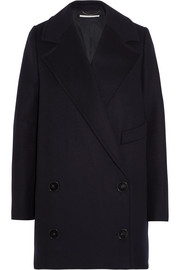 Stella McCartney Edith wool-blend felt coat
