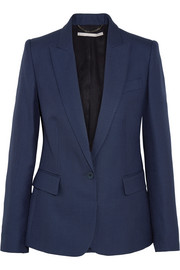 Stella McCartney Ingrid twill blazer