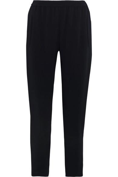 Stella Mccartney Tamara Pantalons De Survêtement En Crêpe Stretch