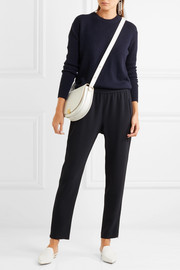 Stella McCartney Tamara stretch-crepe track pants