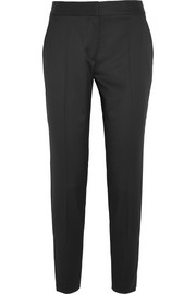 Stella McCartney Vivian wool-twill tapered pants