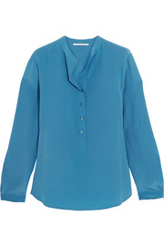 Stella McCartney Eva silk crepe de chine blouse