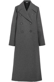 Stella McCartney Edwina oversized wool-blend felt coat
