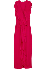 Stella McCartney Rasalia ruffled crepe gown