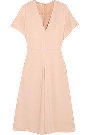 Stella McCartney Andrea stretch-crepe midi dress