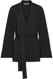 Stella McCartney Stretch-knit kimono jacket