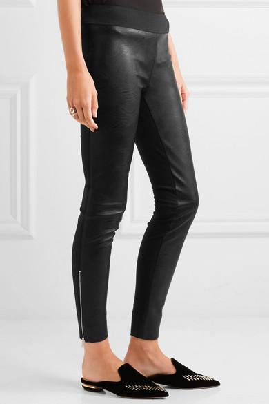 Faux leather pants Stella McCartney n8yxHgDKUT
