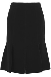 Stella McCartney Karina stretch-crepe skirt