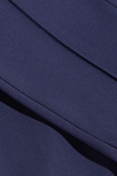 Tory Sport Hose aus Stretch-Jersey mit schmalem Bein und Steg