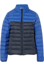 Tory Sport Quilted shell down jacket