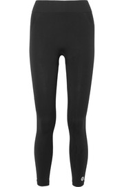 Tory Sport Seamless stretch-jersey leggings
