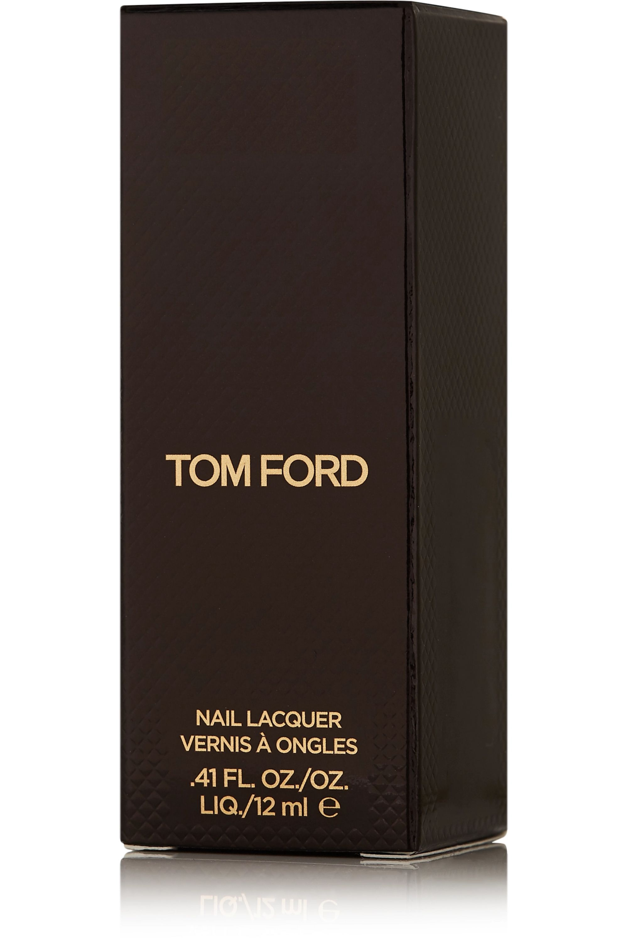TOM FORD BEAUTY Nail Polish - Black Sugar