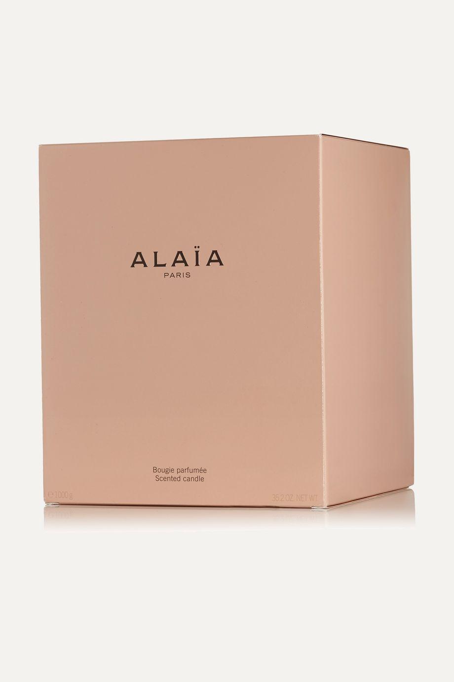 Alaïa Beauty ALAÏA PARIS Scented Candle, 1000g