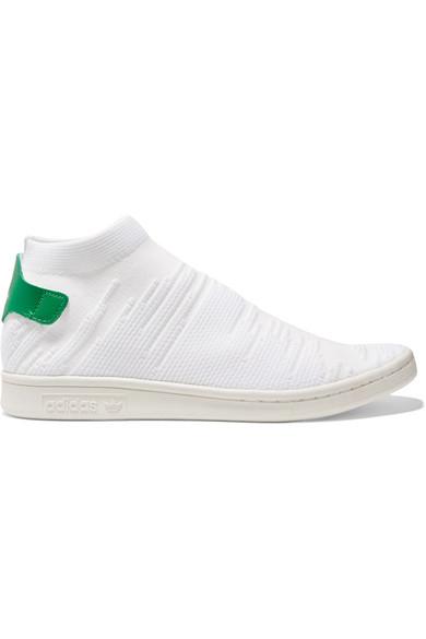 Adidas stan smith shock cuoio potato primeknit originali.