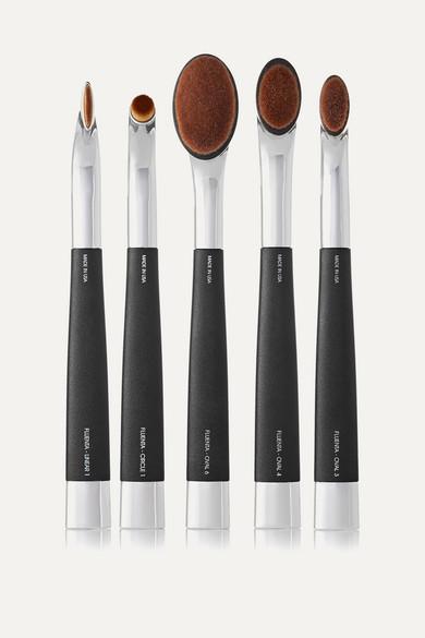 ARTIS BRUSH Fluenta 5 Brush Set - One Size in Colorless