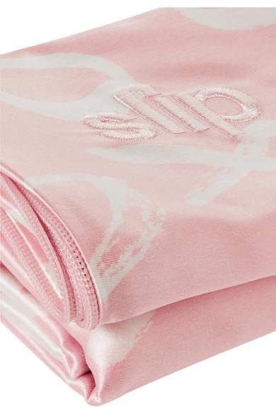 slip silk pillowcase. Slip Queen Printed Silk Pillowcase