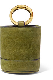 Simon Miller Bonsai 15 mini nubuck bucket bag