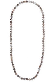Carolina Bucci Recharmed multi-stone necklace