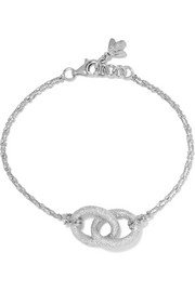 Carolina Bucci 1885 18-karat white gold bracelet