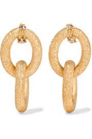 Carolina Bucci 1885 18-karat gold earrings