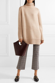 Protagonist Oversized silk, mohair, wool and cashmere-blend turtleneck sweater