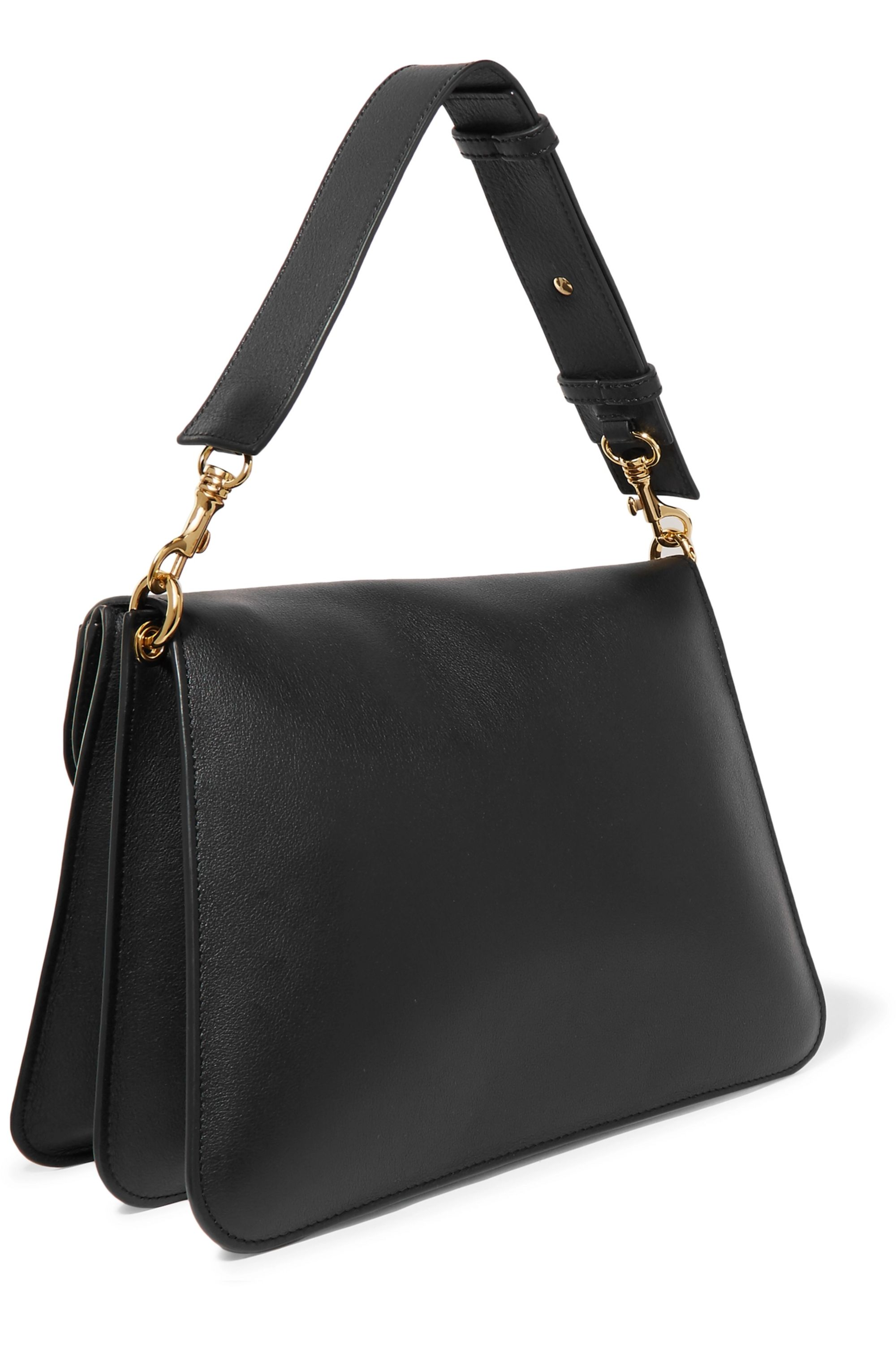 JW Anderson Pierce medium leather shoulder bag
