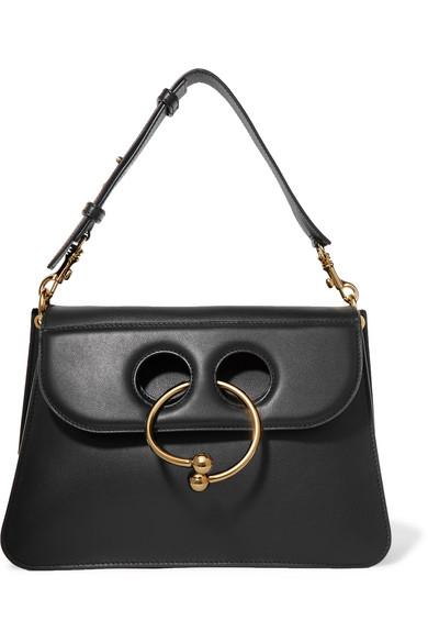 Jw Leather AndersonPierce Shoulder Bag Medium A Porter Net com WEDH9IY2
