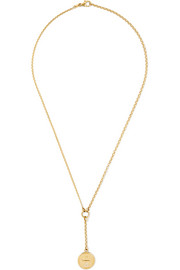 Dream 18-karat gold diamond necklace