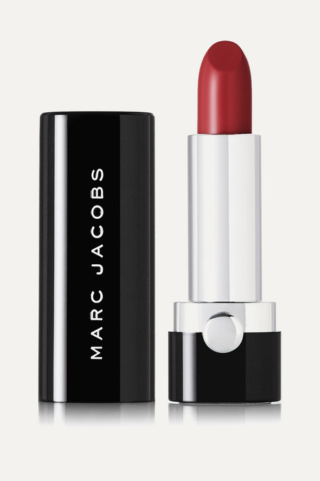 Burgundy Le Marc Lip Crème - Miss Scarlet 208 | Marc Jacobs Beauty q0ML7H