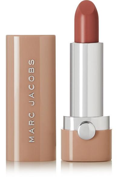 New Nudes Sheer Gel Lipstick - Hey Stranger 156, Red