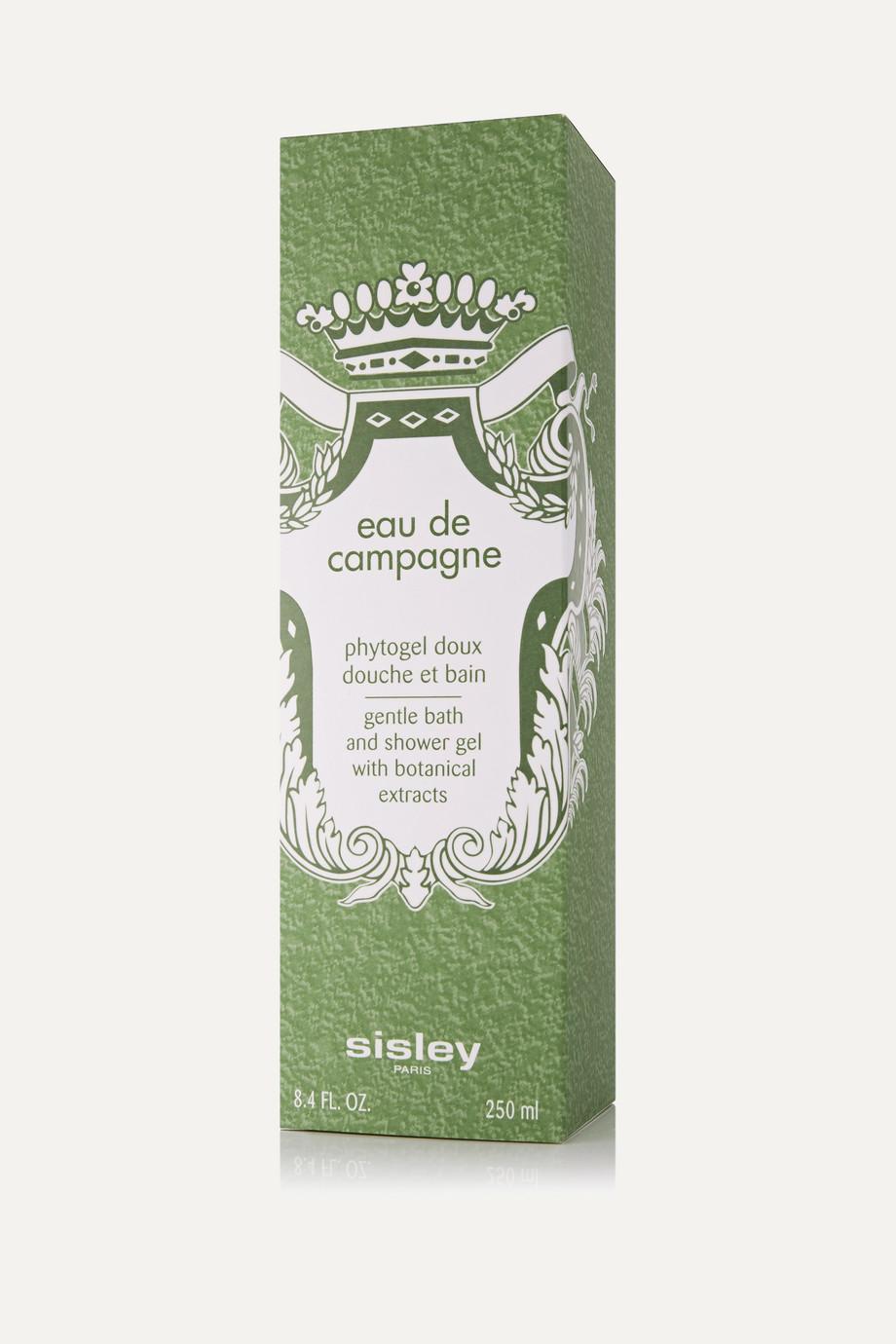Sisley Gel parfumé pour le bain et la douche, Eau de Campagne, 250 ml