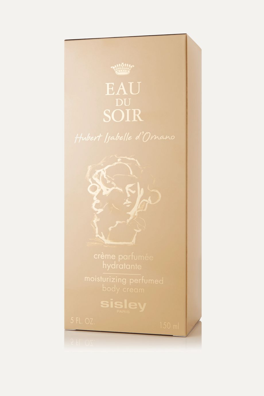 Sisley Eau du Soir Moisturizing Perfumed Body Cream, 150ml