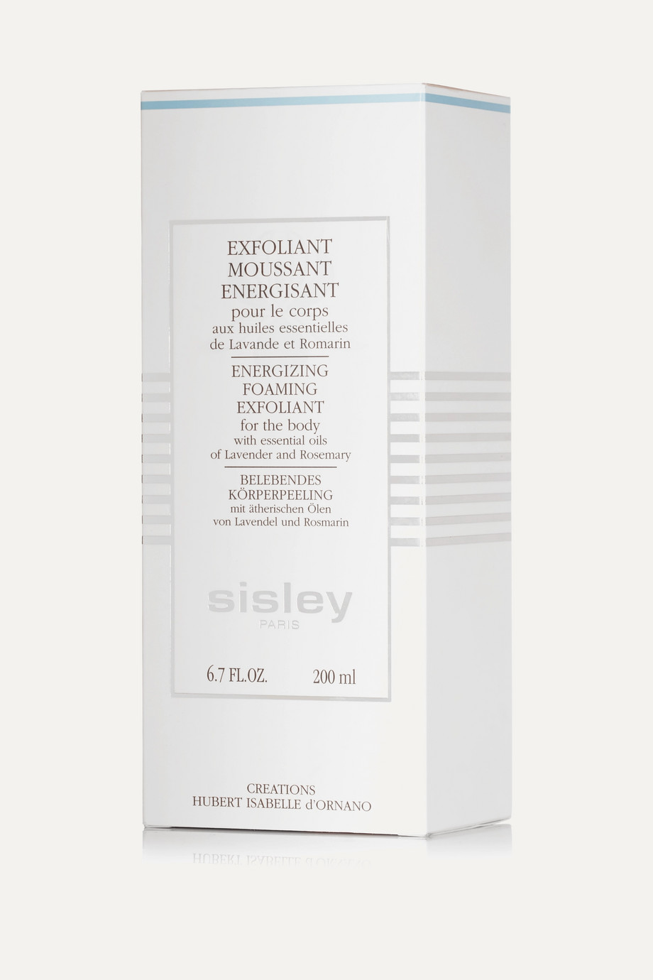 Sisley Energizing Foaming Body Exfoliator, 200ml