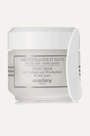 Sisley - Paris Night Cream with Collagen and Woodmallow, 50 ml – Nachtcreme
