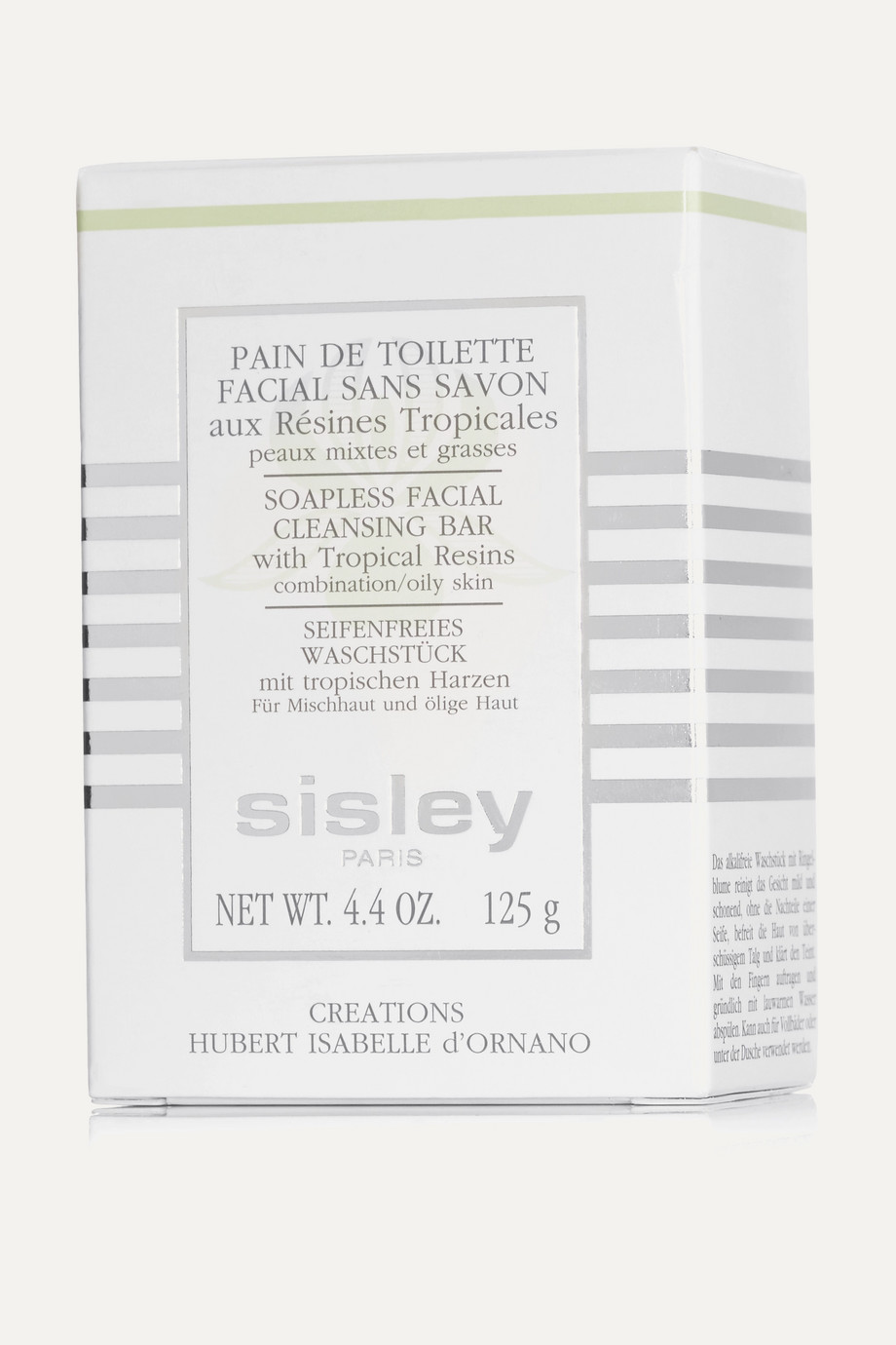 Sisley Soapless Facial Cleansing Bar, 125g